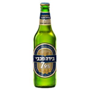 בירה מכבי 7.9