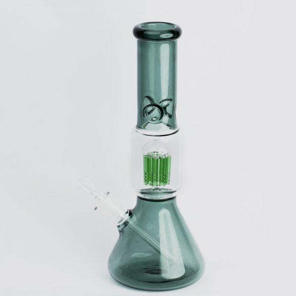 באנג זכוכית עומד מעוצב עם מבחנה נשלפת מזכוכית
