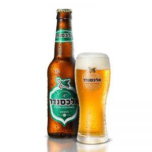 בירה אלכסנדר GREEN