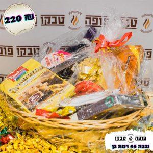 """מארז מתוק לחג ב-220 ש""""ח"""