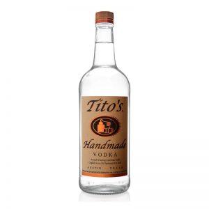 טיטו'ס וודקה ללא גלוטן - 1 ליטר