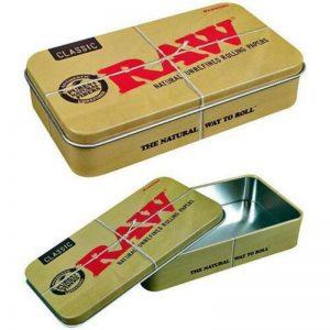 קופסאת אחסון של RAW