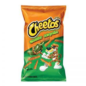 צ'יטוס צ'דר חלפיניו Cheetos