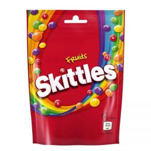 סקיטלס סוכריות בטעם פירות Skittles