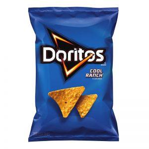 דוריטוס בטעם רוטב ראנץ' Doritos Cool Ranch