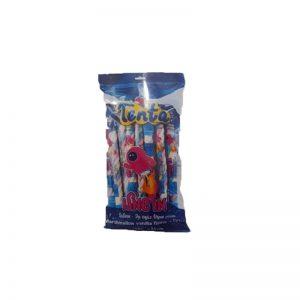 מרשמלו מסולסל בטעם וניל מארז 24 יחידות Tenta