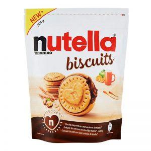 נוטלה ביסקוויט עוגיות ממולאות Nutella