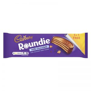 קדבורי ראונדי עוגיות 3 שכבות Cadbury Roundie