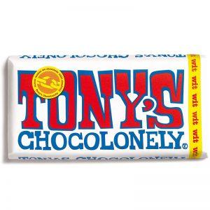 שוקולד לבן טוניס Tony's