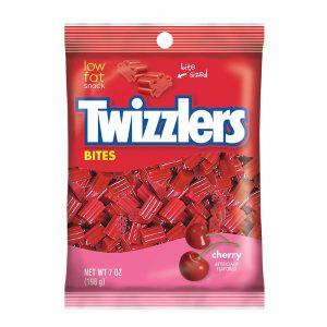 טוויזלרס בייטס דובדבן Twizzlers