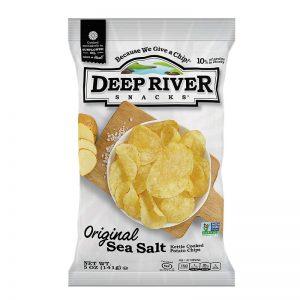 חטיף צ'יפס בטעם טבעי Deep River