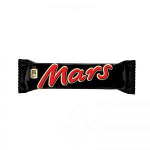 מארס חטיף בודד Mars