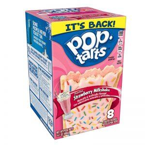 פופטארטס מילקשייק תות PopTarts