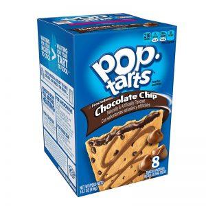 פופטארטס עוגיות שוקולד צ'יפס PopTarts