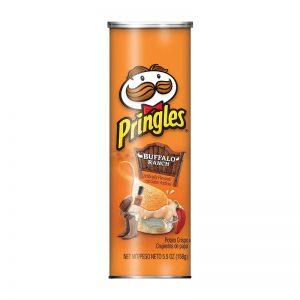 פרינגלס בופאלו ראנץ' Pringles