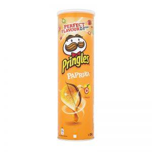 פרינגלס בטעם פפריקה Pringles Paprika