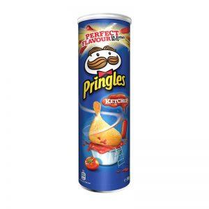 פרינגלס בטעם קטשופ Pringles Ketchup