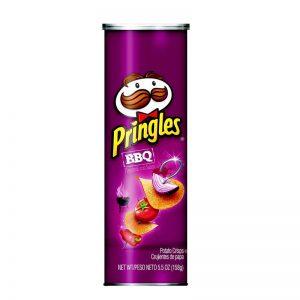 פרינגלס ברביקיו Pringles BBQ