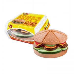 ממתק גומי בצורת המבורגר ענק Candy Burger