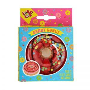 ממתק גומי בצורת דונאט גדול Candy Donut