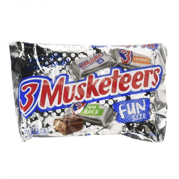 מארז שוקולדים מוסקטרס שוקולד קרם נוגט Musketeers